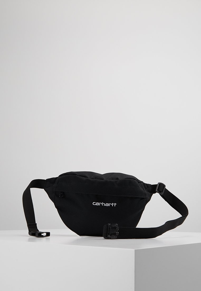 Carhartt WIP - PAYTON HIP BAG - Rumpetaske - black/white