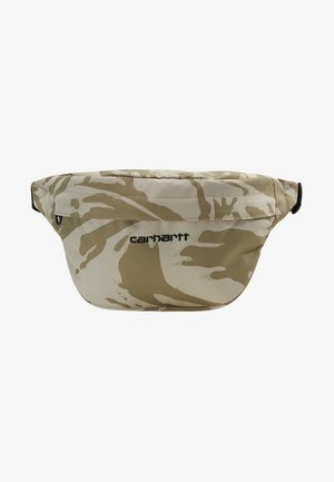 PAYTON HIP BAG - Saszetka nerka - brush/sandshell/black