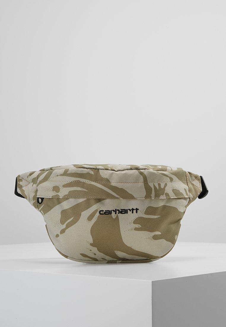 Carhartt WIP - PAYTON HIP BAG - Ledvinka - brush/sandshell/black