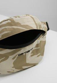 Carhartt WIP - PAYTON HIP BAG - Bum bag - brush/sandshell/black - 4
