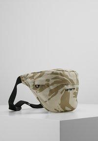 Carhartt WIP - PAYTON HIP BAG - Bum bag - brush/sandshell/black - 3