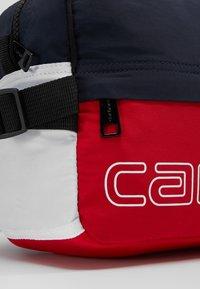 Carhartt WIP - TERRACE HIP BAG - Bum bag - cardinal/dark navy/white/ black - 7