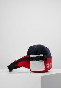 Carhartt WIP - TERRACE HIP BAG - Bum bag - cardinal/dark navy/white/ black - 3