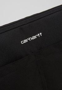 Carhartt WIP - PAYTON LAPTOP CASE - Notebooktasche - black/white - 7