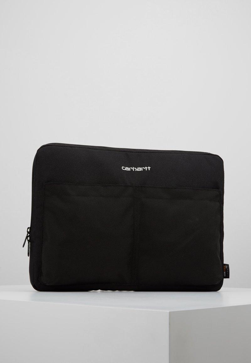 Carhartt WIP - PAYTON LAPTOP CASE - Notebooktasche - black/white