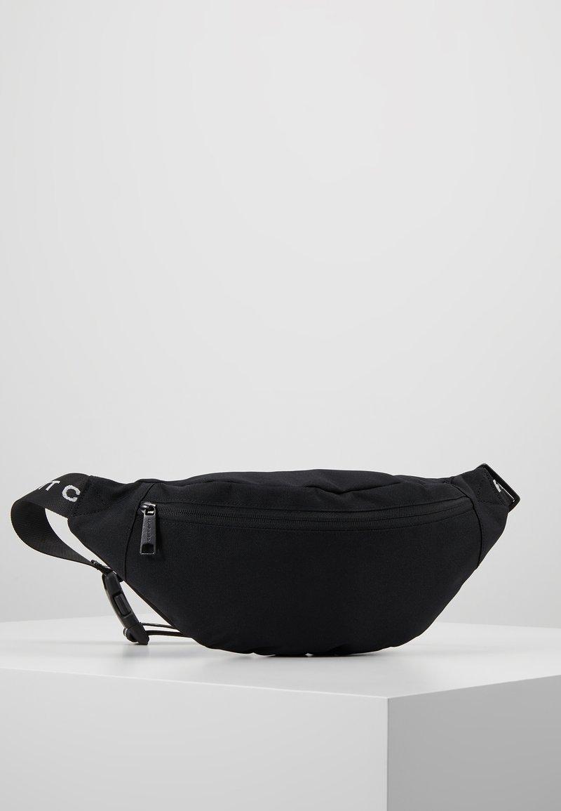 Carhartt WIP - BRANDON HIP BAG   - Ledvinka - black