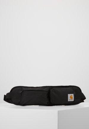 DELTA BELT BAG - Sac banane - black