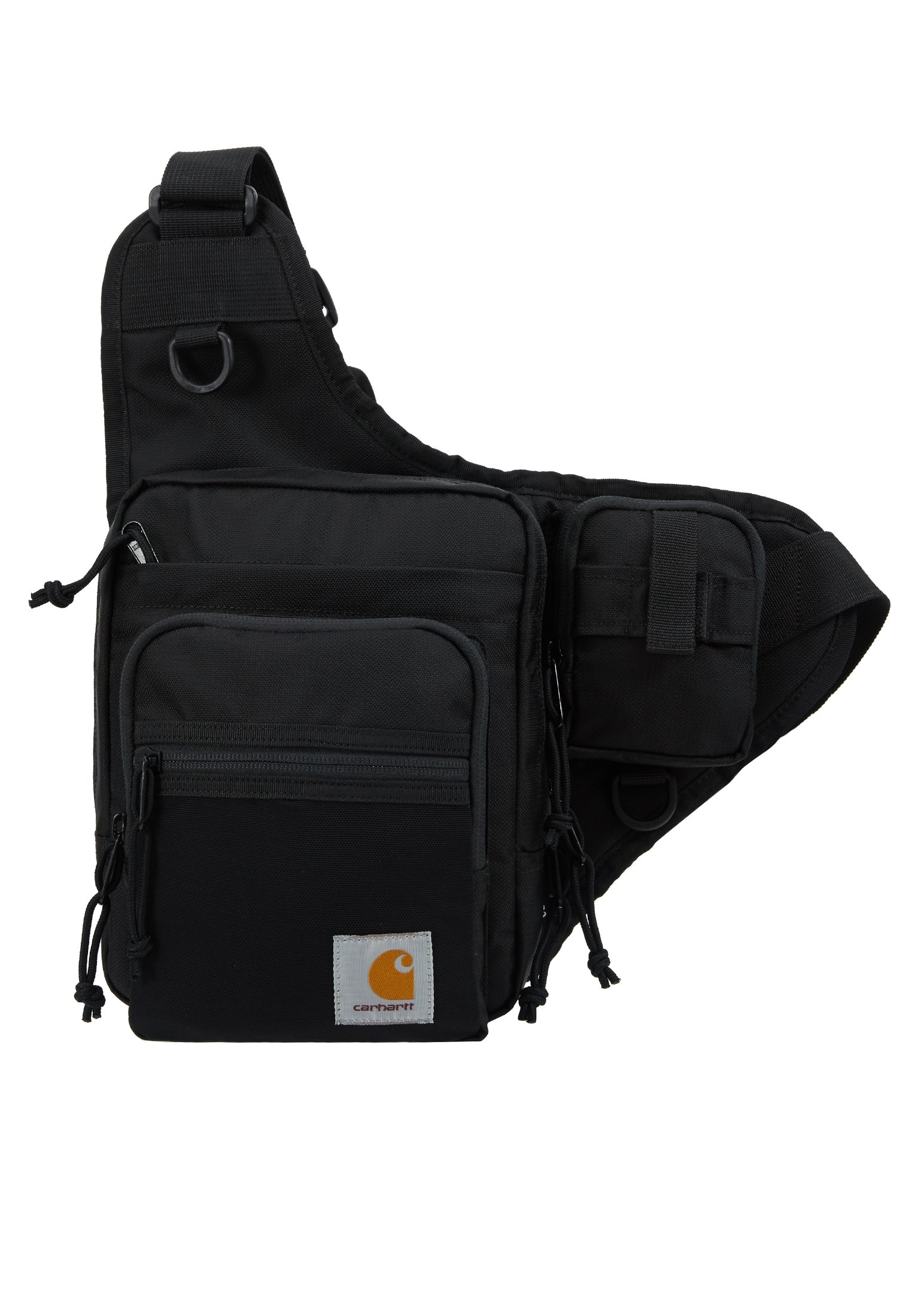Carhartt Wip Delta Shoulder Bag - Sac Banane Black