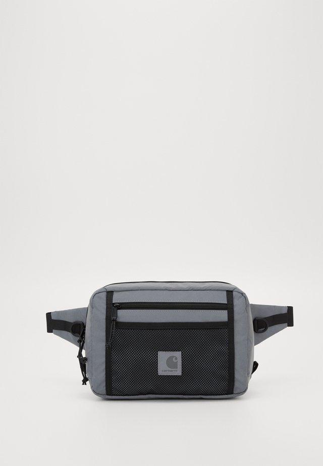 FLECT HIP BAG - Sac banane - reflective grey