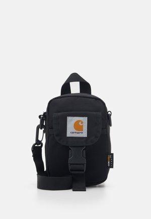 DELTA SHOULDER POUCH - Across body bag - black