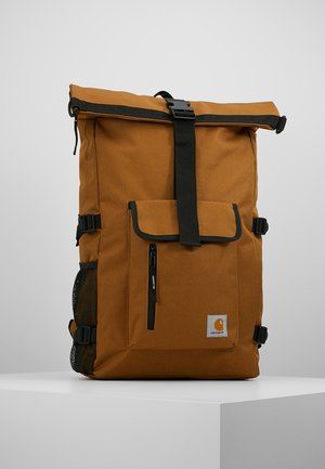 PHILIS BACKPACK - Ryggsekk - hamilton brown