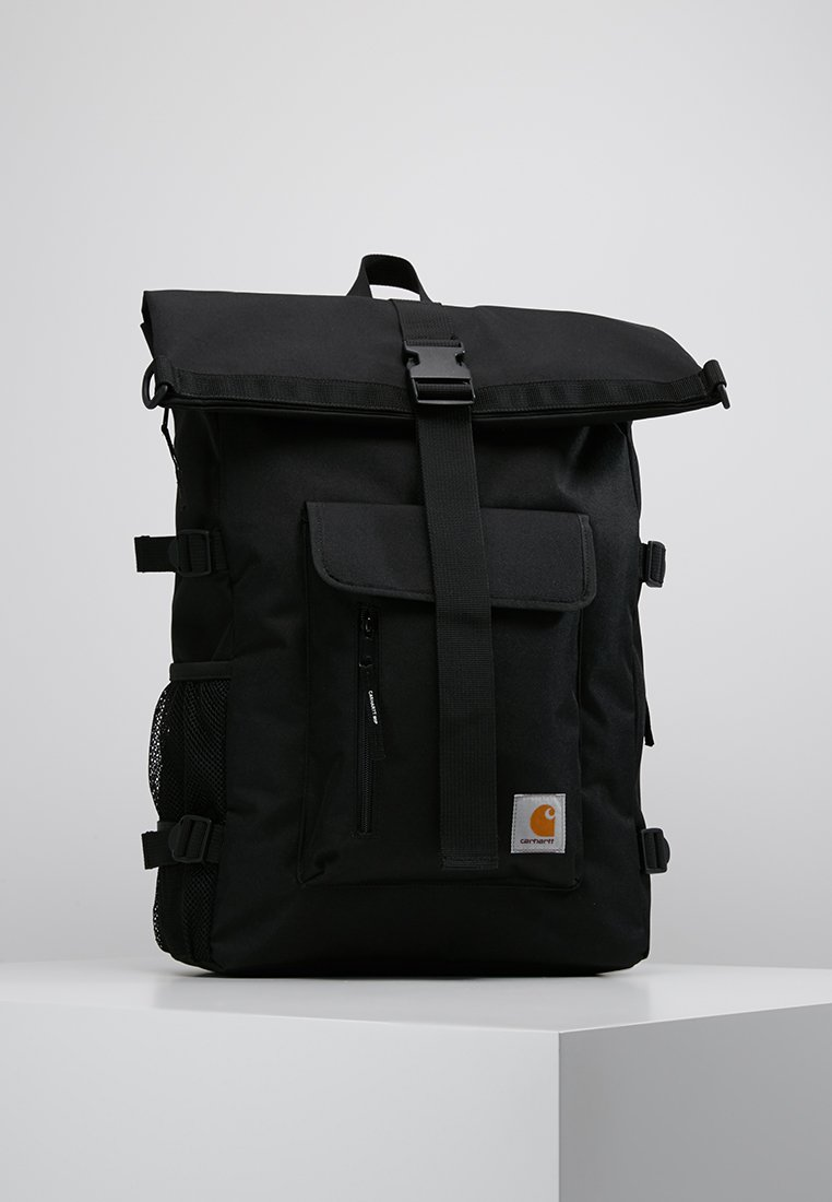 Carhartt WIP - PHILIS BACKPACK - Reppu - black