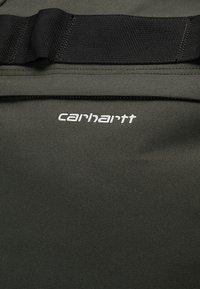 Carhartt WIP - PAYTON CARRIER BACKPACK - Rucksack - cypress/white - 8
