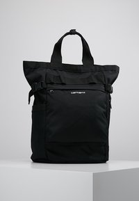 Carhartt WIP - PAYTON CARRIER BACKPACK - Rucksack - black/white - 0