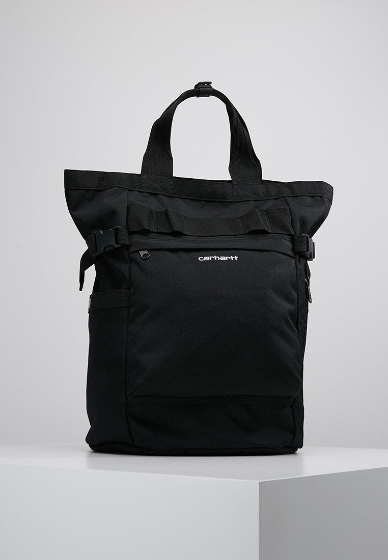Carhartt WIP - PAYTON CARRIER BACKPACK - Batoh - black/white