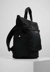 Carhartt WIP - PAYTON CARRIER BACKPACK - Rucksack - black/white - 3