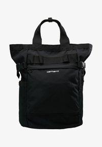 Carhartt WIP - PAYTON CARRIER BACKPACK - Batoh - black/white - 6