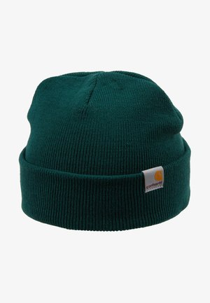 STRATUS HAT LOW - Bonnet - dark fir