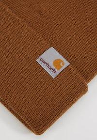 Carhartt WIP - STRATUS HAT LOW - Mütze - hamilton brown - 5