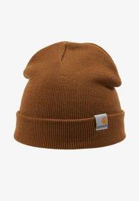 Carhartt WIP - STRATUS HAT LOW - Mütze - hamilton brown - 4