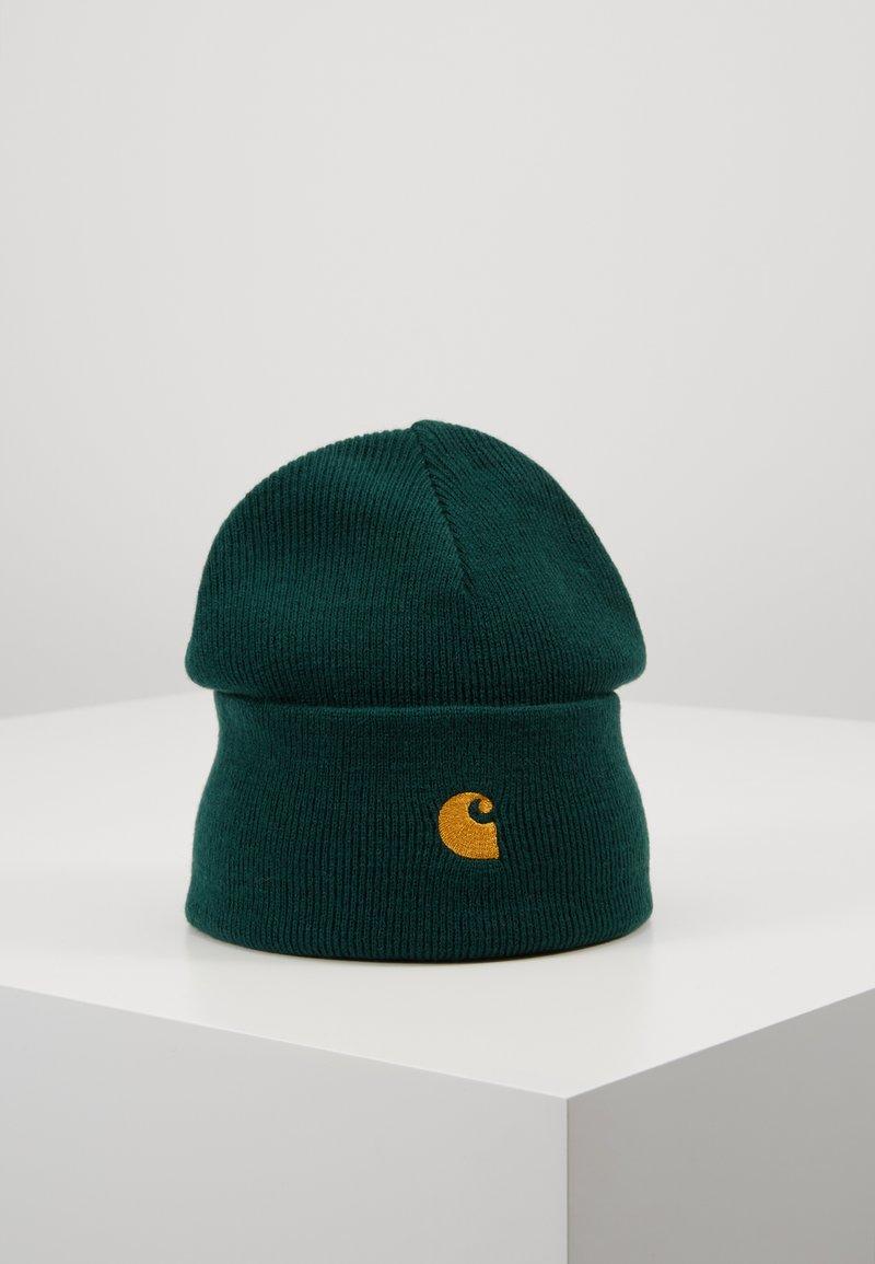 Carhartt WIP - CHASE BEANIE - Mütze - dark fir/gold