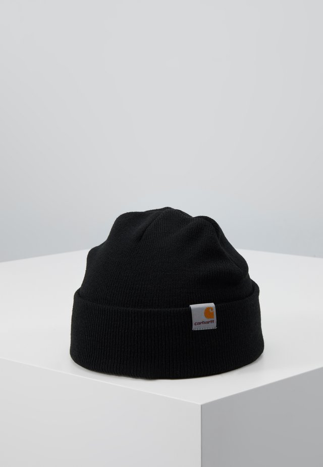 STRATUS HAT LOW - Mössa - black