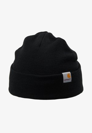 STRATUS HAT LOW - Gorro - black