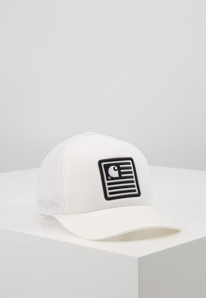 STATE PATCH TRUCKER - Keps - white