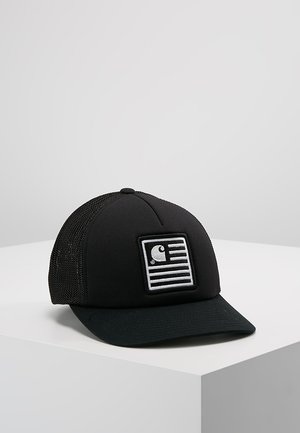 STATE PATCH TRUCKER - Keps - black