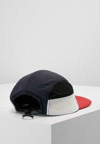 Carhartt WIP - TERRACE - Cap - cardinal/dark navy/white/black - 2