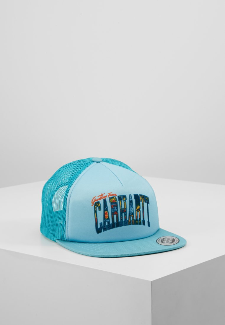 Carhartt WIP - GREETINGS FROM - Casquette - soft aloe