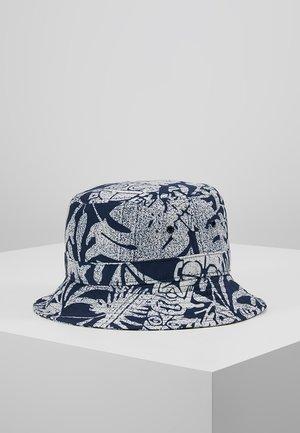 TIKI MONO BUCKET HAT - Hut - dark blue