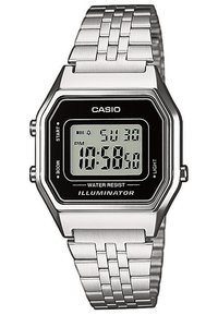 Casio - LA680WEA-1EF - Digital watch - silberfarben - 0