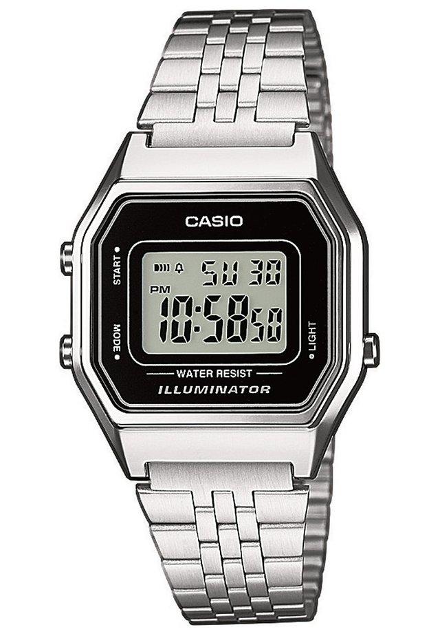 LA680WEA-1EF - Digitaal horloge - silberfarben