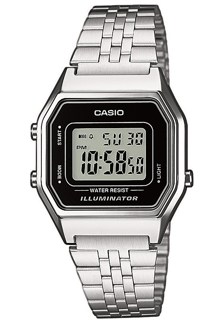 Casio - LA680WEA-1EF - Digital watch - silberfarben