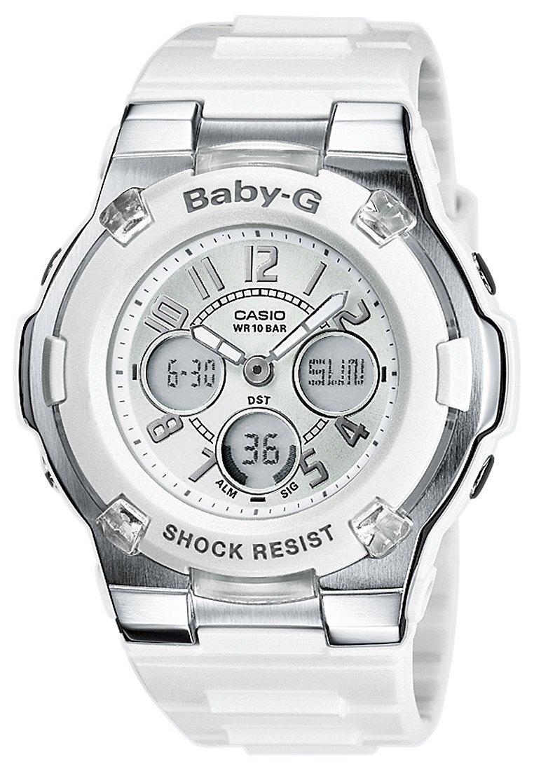 Casio - BABY-G - Chronograph - weiß