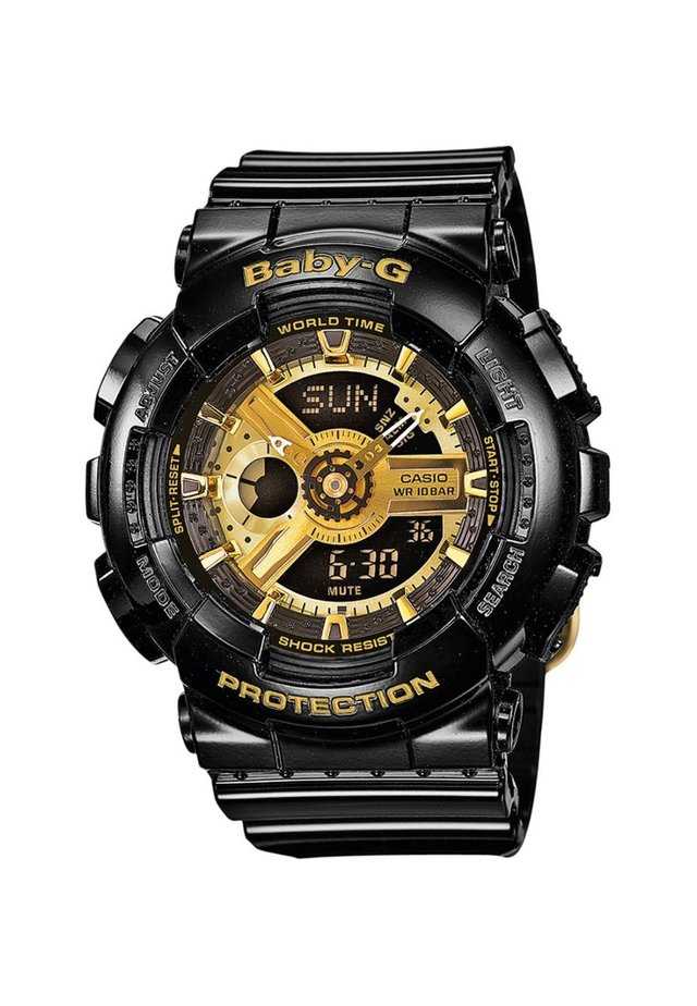 BABY-G - Kronografklokke - zwart