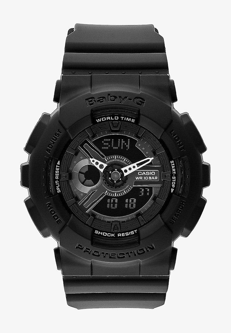 Baby-G - Chronograph watch - schwarz