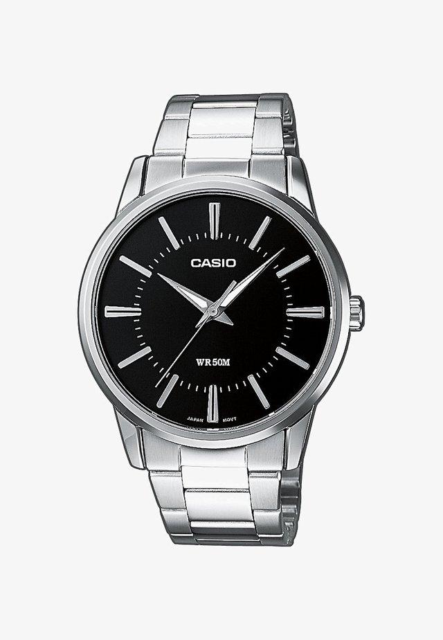 Uhr - silver-coloured/black