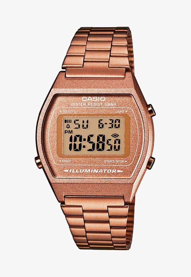 Digital watch - roségold