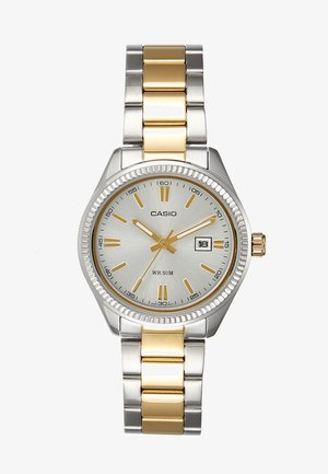 Uhr - silver-coloured/gold-coloured