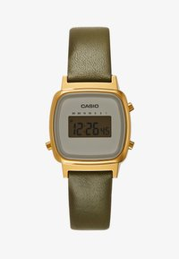 Casio - Montre à affichage digital - green - 0