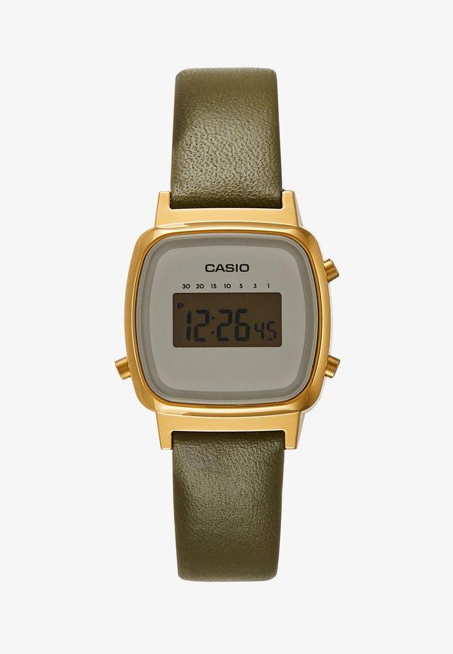 Digitaal horloge - green
