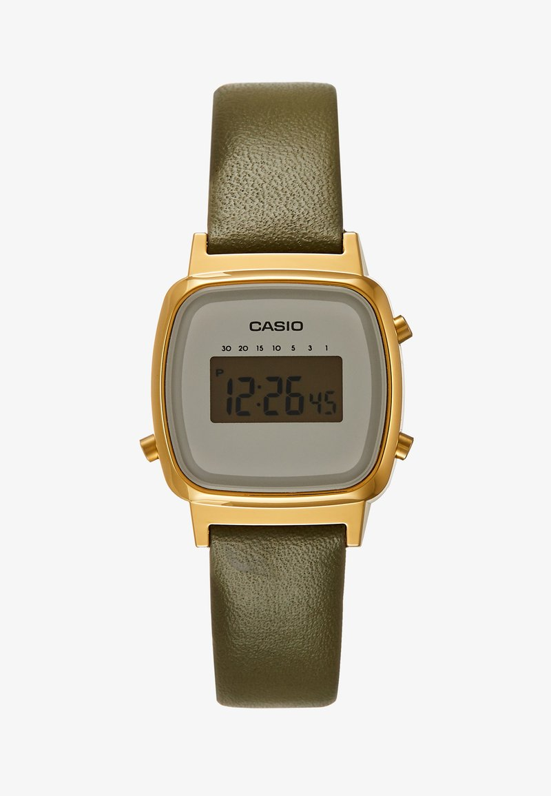 Casio - Montre à affichage digital - green