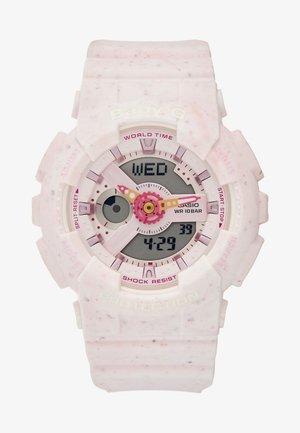 Hodinky - light pink