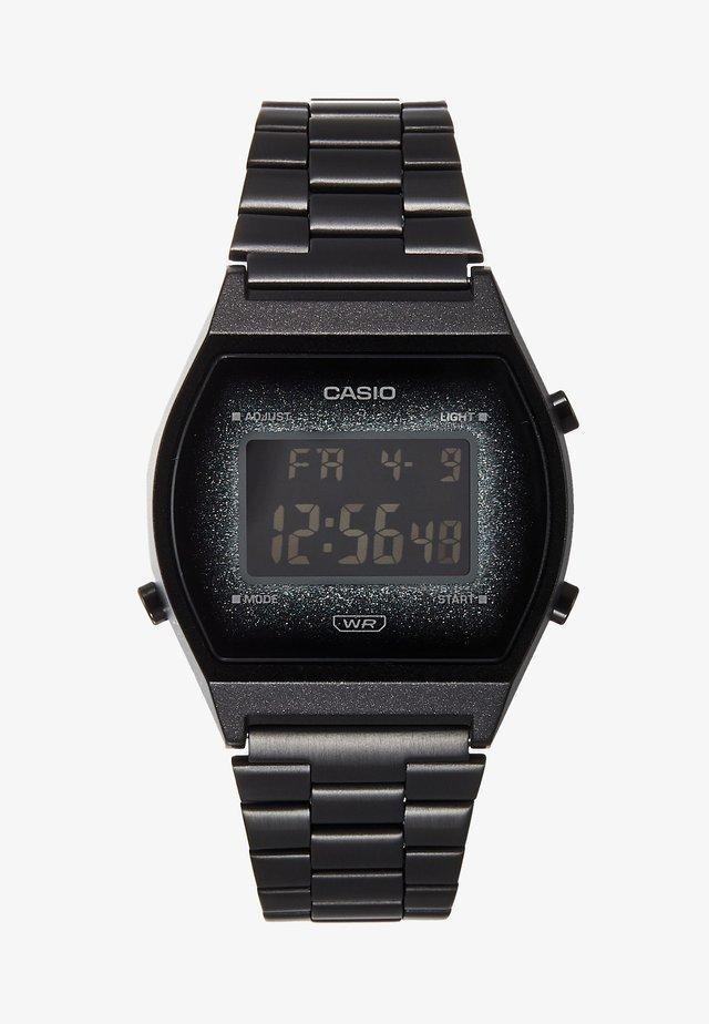 B640WBG-1BEF - Orologio digitale - black