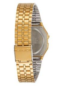 Casio - COLLECTION RETRO - Digitaal horloge - goldfarben - 2