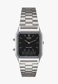 Casio - Watch - silver-coloured/black - 2