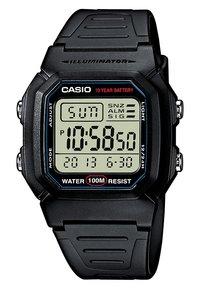 Casio - Digitalklocka - schwarz - 0