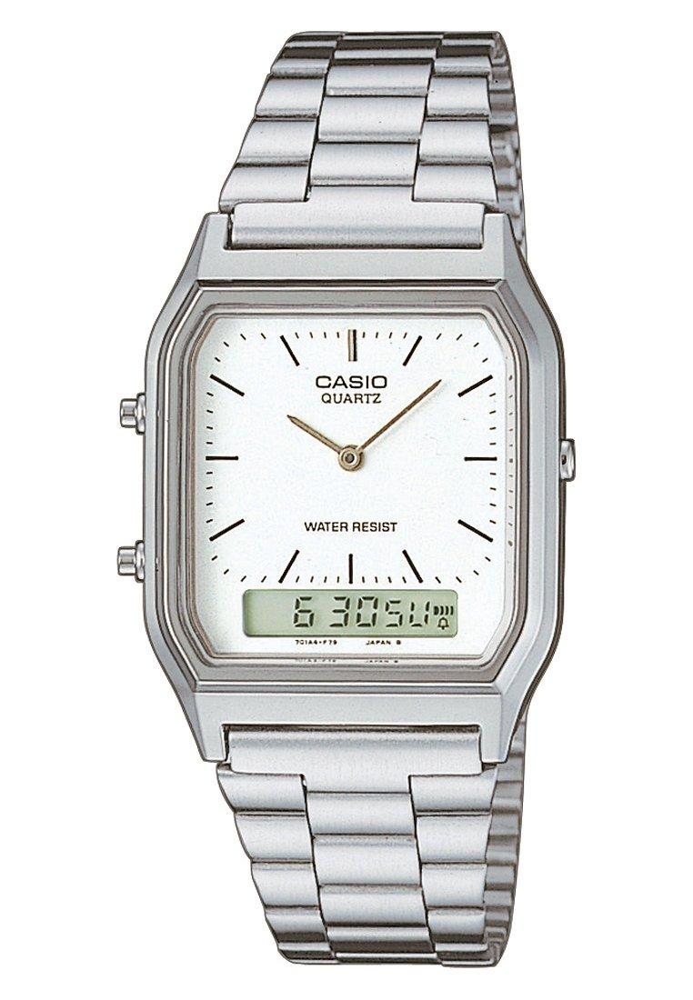 Casio - Watch - silberfarben